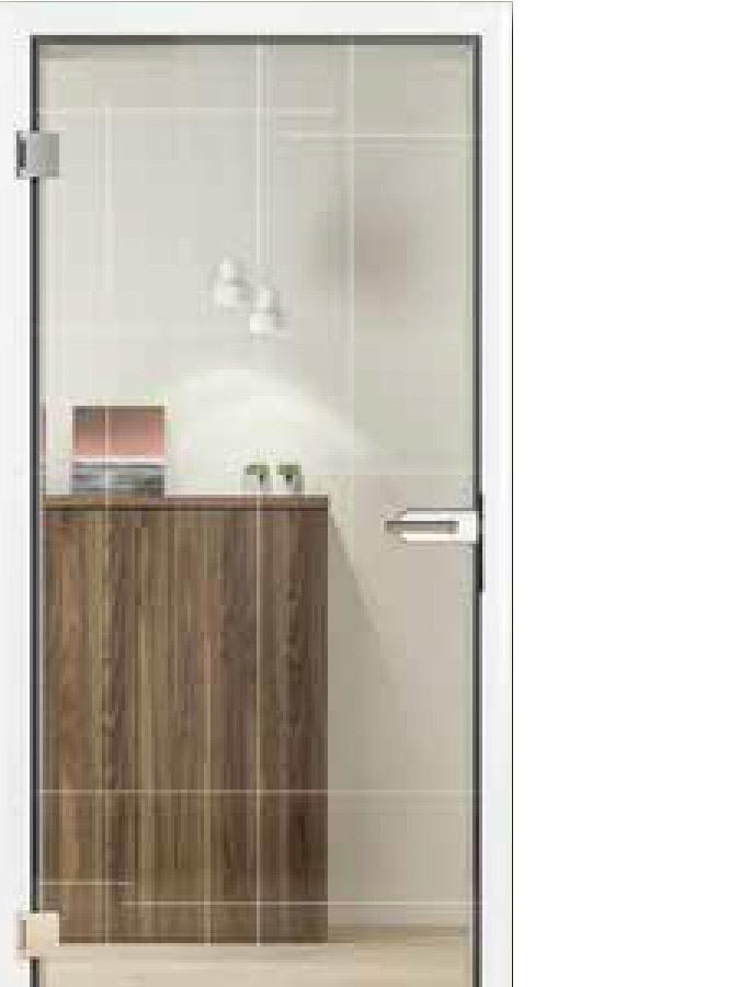 Glass Residential Doors