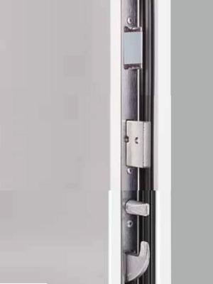 5-point Security Locking